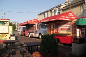 Beloved Rutgers Grease Trucks Move to New Locations