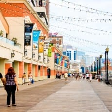 New Jersey: Home to America's First Boardwalk
