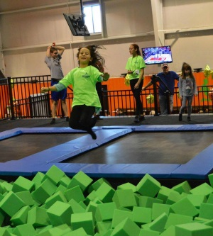 High Elevations Trampoline Park Crazy Places to Bring Kids in Southern NJ