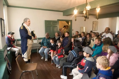 Indian King Tavern Museum Best NJ Landmark Attractions