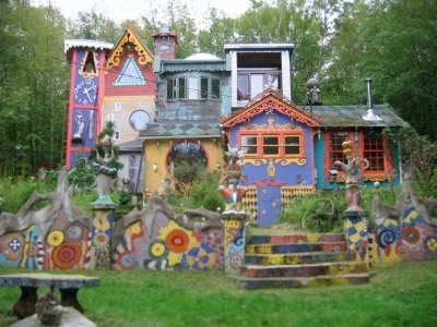 Luna Parc Hidden NJ Attractions Artists will Love