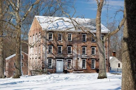 Historic Village at Allaire Lantern Tours Holiday Events 2015