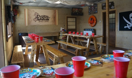 Jersey Shore Pirates Birthday Party Ideas in NJ
