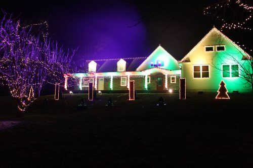 The Christmas Light Show Awesome NJ Attractions to See in the 2015 Holiday Season