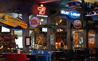 The Orange Lantern Best Bars for Watching the Giants in Bergen County NJ