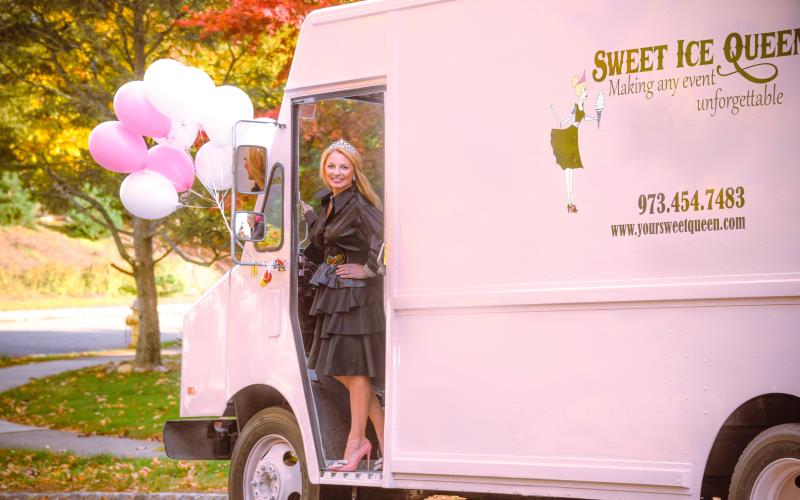 The Sweet Shop Food Truck