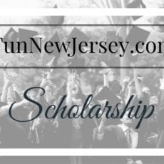 NJ Scholarships for High School Students 2018