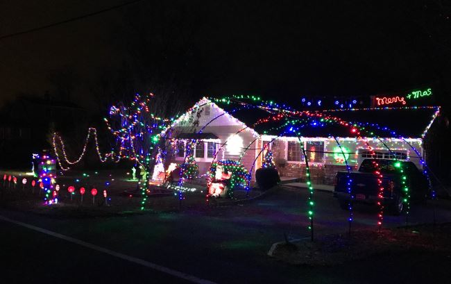 Christmas Light Shows In Nj