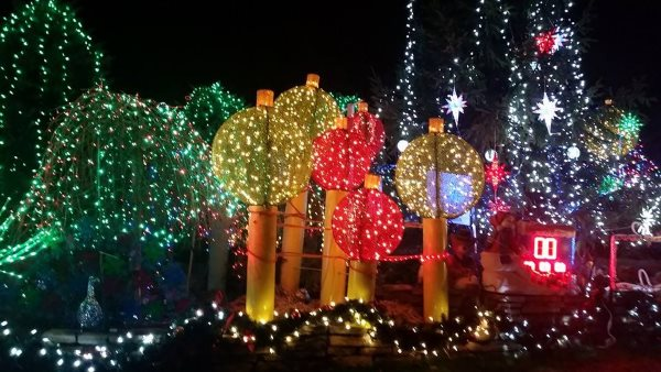 Best Christmas Decorations In Northern Nj : Where to see the best christmas light displays in nj