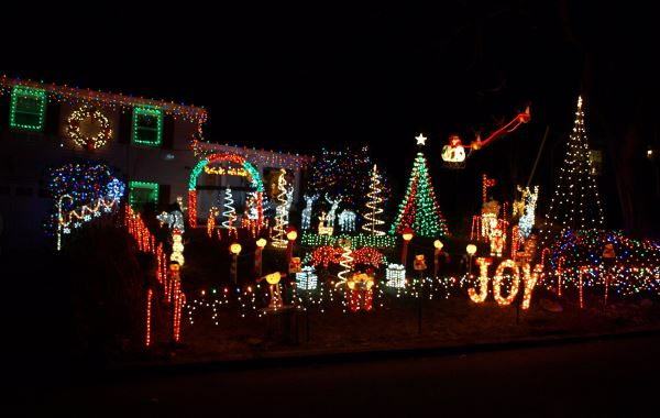Mission Holiday Lights In NJ