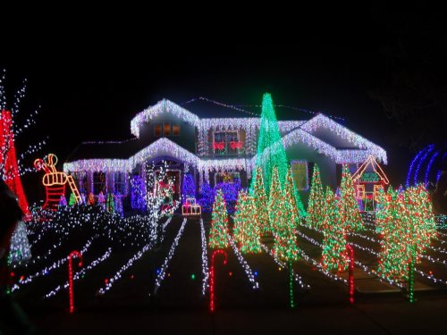 Christmas Lights Show Near Me.Where To See The Best Christmas Light Displays In Nj 2018