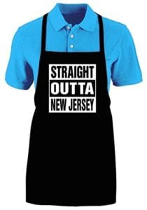 Straight Outta New Jersey Apron