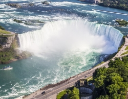 Travel from New Jersey to Niagara Falls