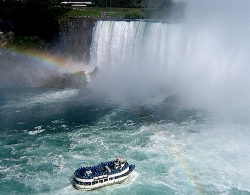 Travel New Jersey to Niagara Falls