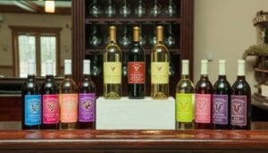 Valenzano Winery wines in NJ