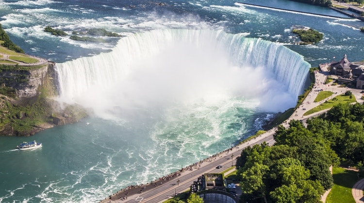 Best Bus Trip to Niagara Falls from NJ