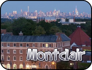 Montclair to NYC