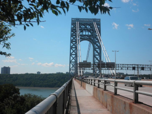Walk Across the George Washington Bridge