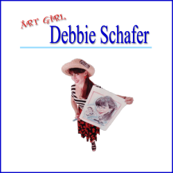 Art Girl Debbie Schafer Trusted Party Entertainers