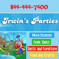 Irwins Parties Verified NJ Party Entertainer service