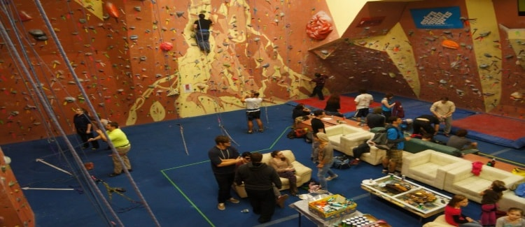 182 Rainy Day Activities - Elite Climbing in Burlington County.