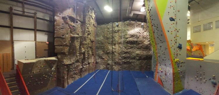 Climb your way into this great activity for a rainy day in NJ