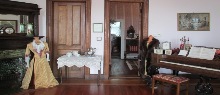 The Strauss Mansion Museum is the best place to explore this old town's history.