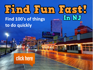 Find fun things to do in NJ fast