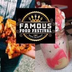 The Famous Food Festival of NJ | Savor Every Bite of Fall 2018