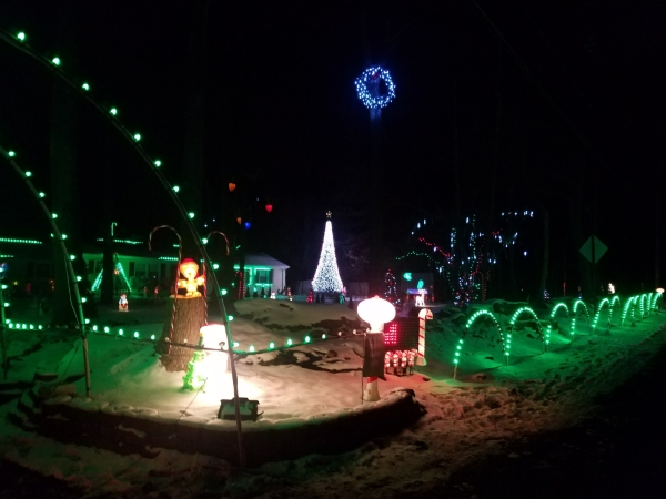 Where To See The Best Christmas Light Displays In Nj 2018