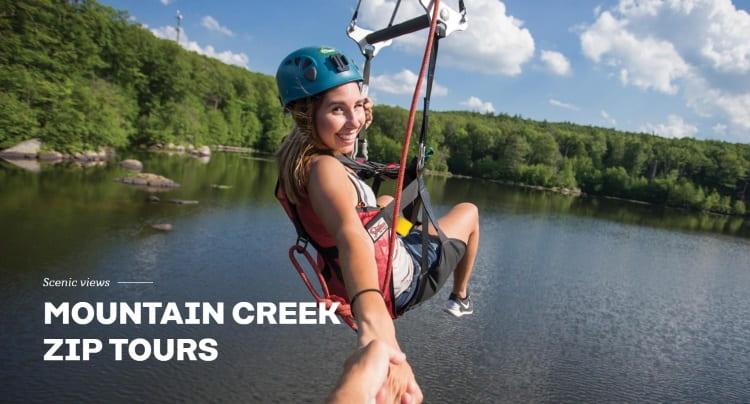 Mountain Creek Zip-line