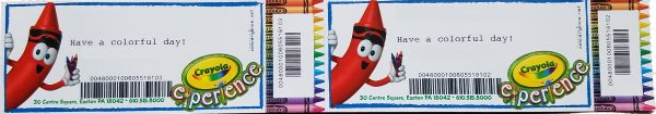 Free crayola tickets