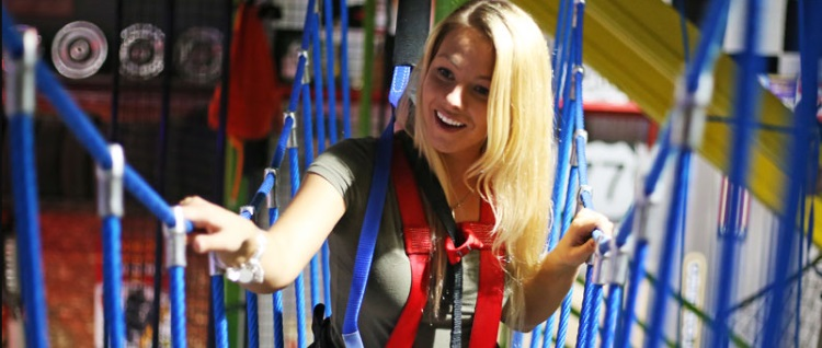 SkyTrail at iPlay America | Freehold NJ