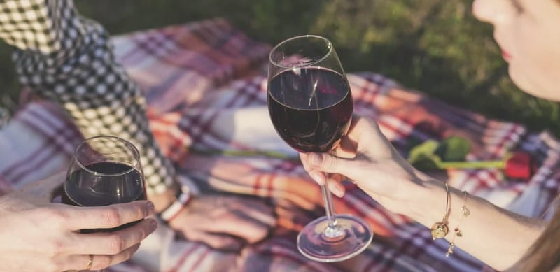 Wine and Chocolate Trail Date Idea Across NJ Wineries