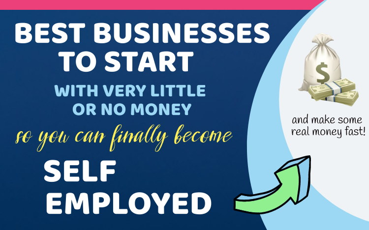 Best businesses to start with little or no money in our work from home jobs in New Jersey category