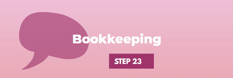Bookeeping for your New Business