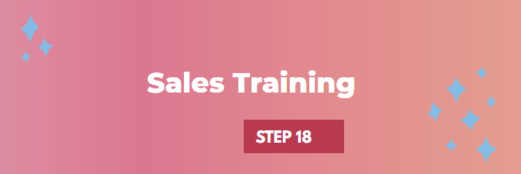 Conduct Ongoing Sales Training for the Employees of your NJ Business