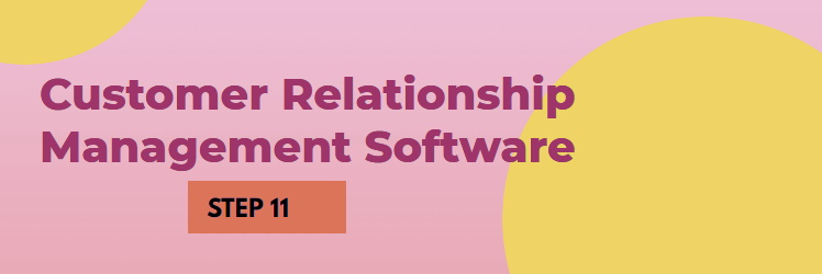 Customer Relationship Management Software for NJ Business