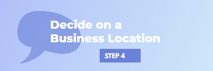 Decide on a Business Location in NJ