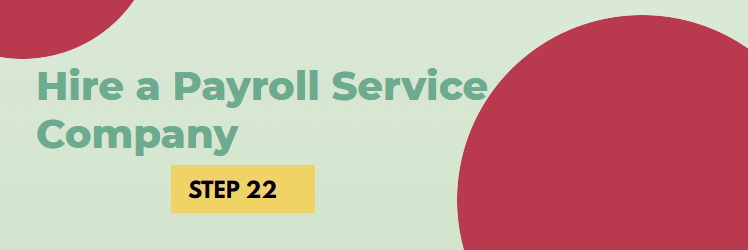 Hire a Payroll Service Company for your new NJ Business