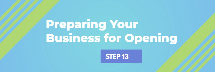 Preparing Your Business for its Grand Opening