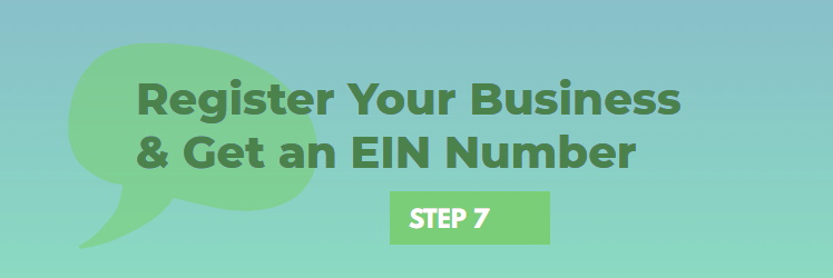 Register Your Business and Get Your EIN Tax Number