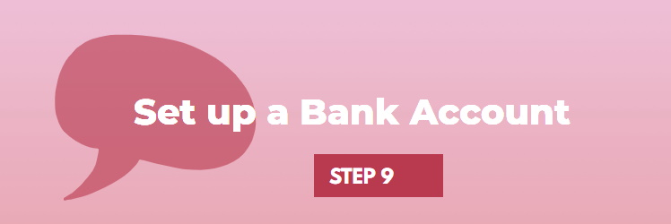 Set Up a Business Bank Account in NJ