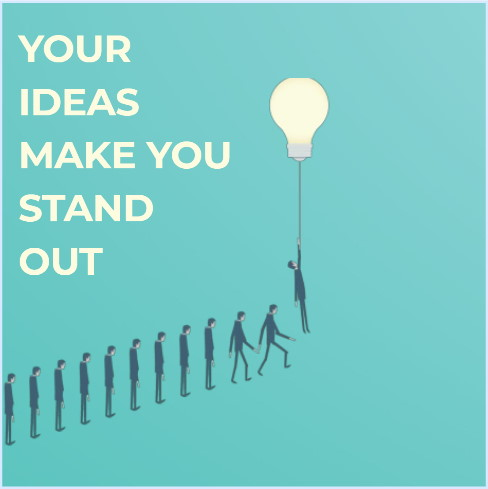Decide what will make you stand out from your competitor and promote your business to your own unique angle