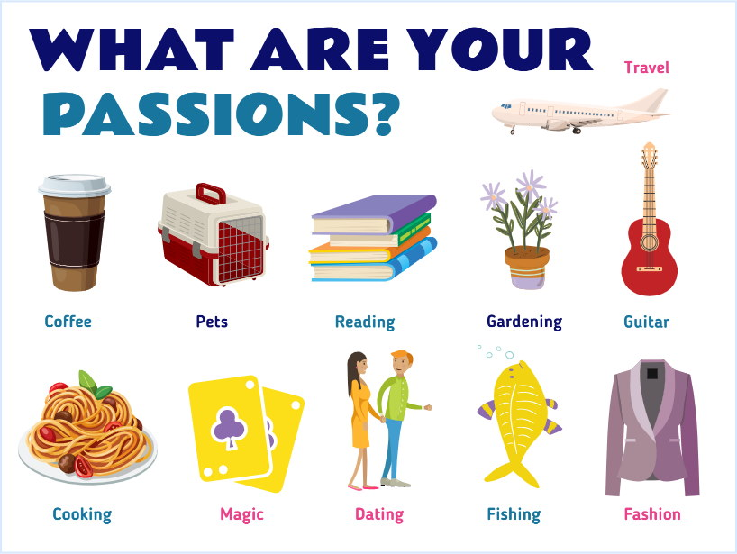 When starting a blog you should choose a subject that you are passionate about