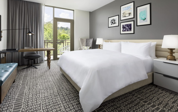 Photo of the MC Hotel Luxury in Montclair New Jersey