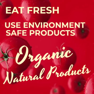 Organic and natural product affiliate marketing niches
